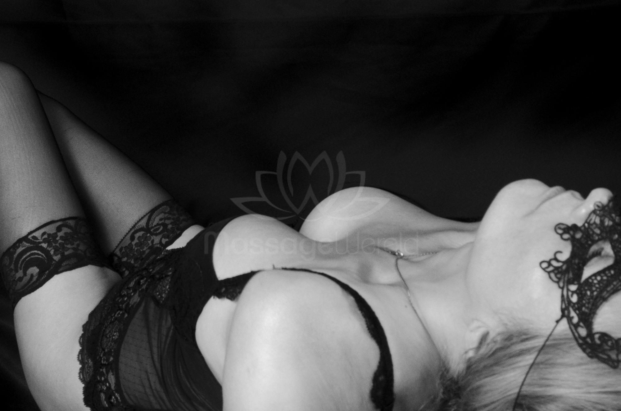 goed sensuele massage slikken